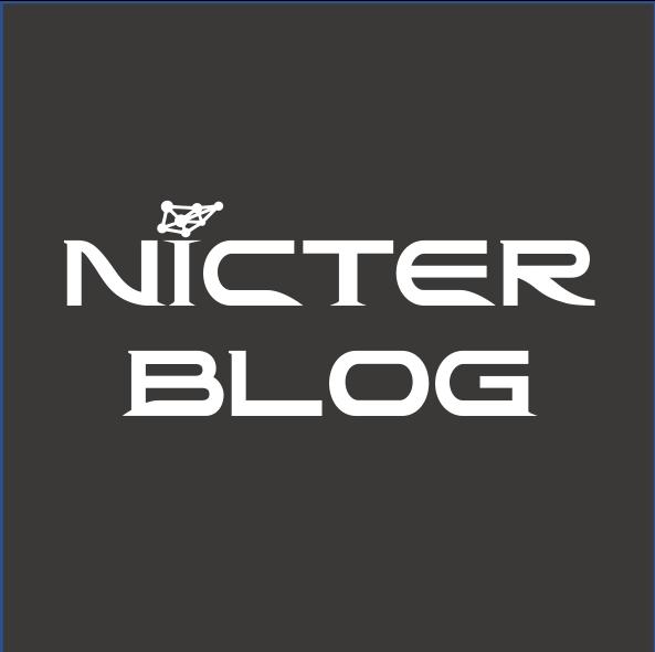 NICTER Blog